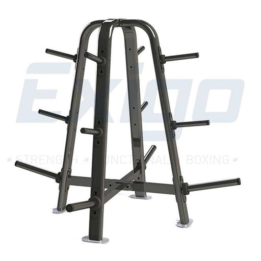 Exigo Olympic Bumper Plate Weight Tree (12 Points)