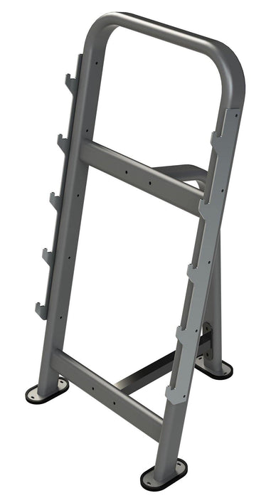 Exigo 5 Bar Single Sided Barbell Rack