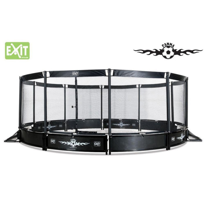 EXIT Panna-ArenA Round 488cm (16ft) + Surround-Net