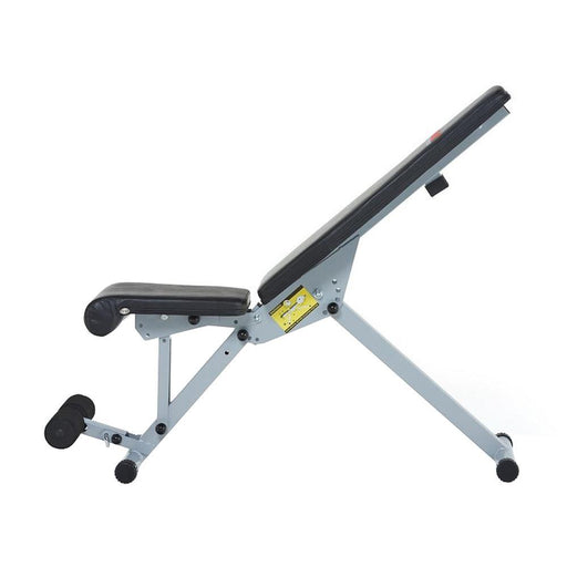 York 13 in 1 Dumbbell Bench