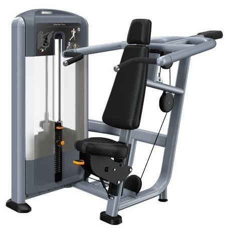 Precor Discovery Series Selectorised Shoulder Press
