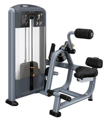 Precor Discovery Series Selectorised Back Extension