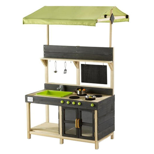 Exit Yummy 300 Wooden Outdoor Kitchen - Naturel