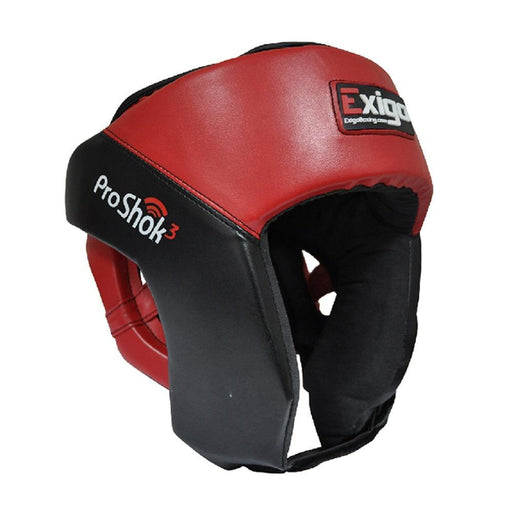 Exigo Pro Head Guard Open Face