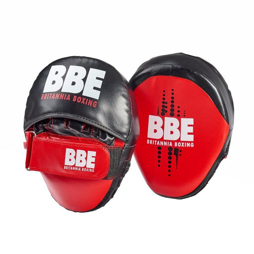 York BBE CLUB FX Curved Hook & Jab Pads