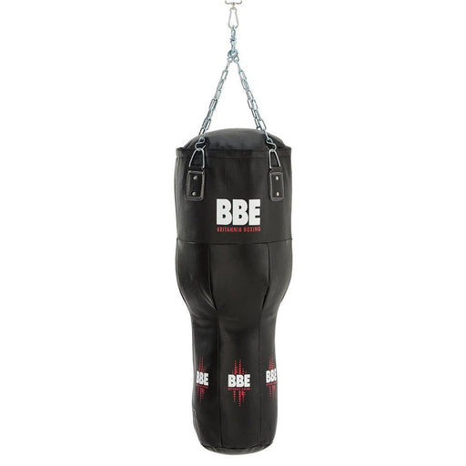 York BBE CLUB Leather Uppercut Punch Bag