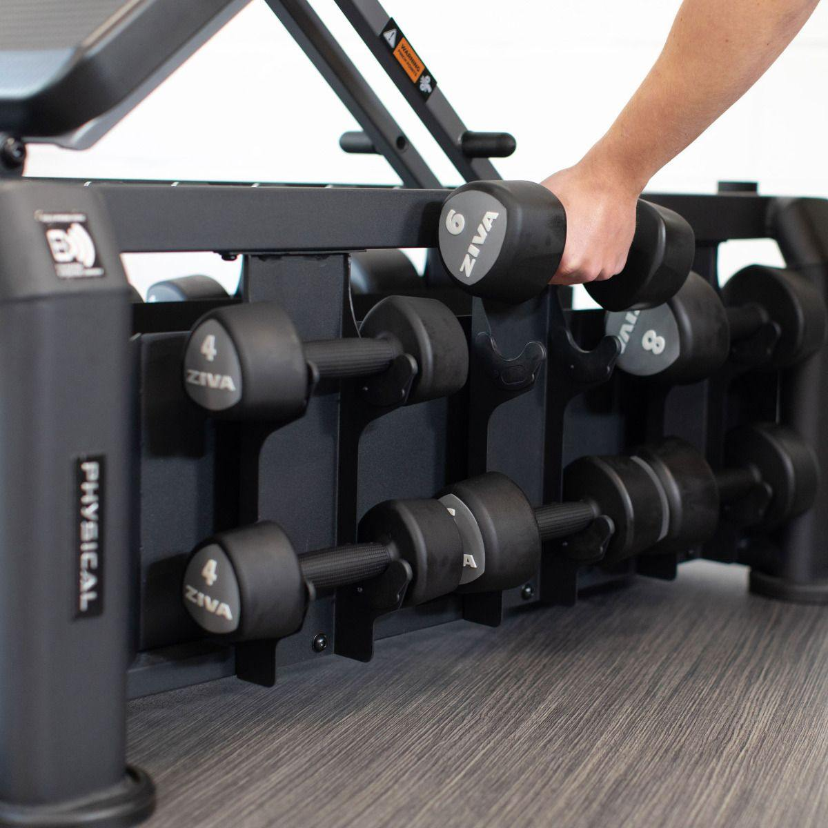 Physical Company Evo Bench - Adjustable Bench With Storage