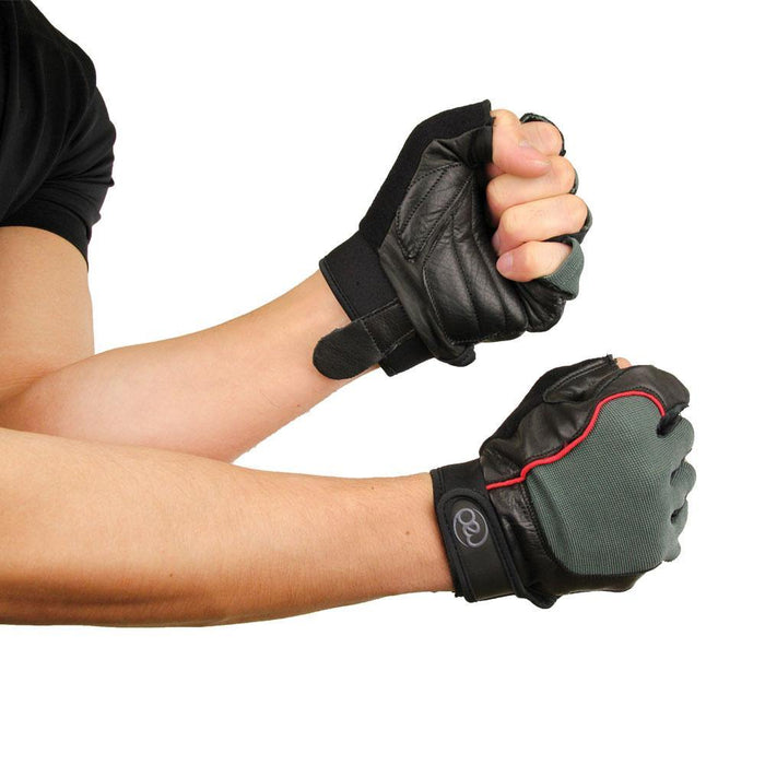 Fitness Mad Mens Cross Training Gloves - Large