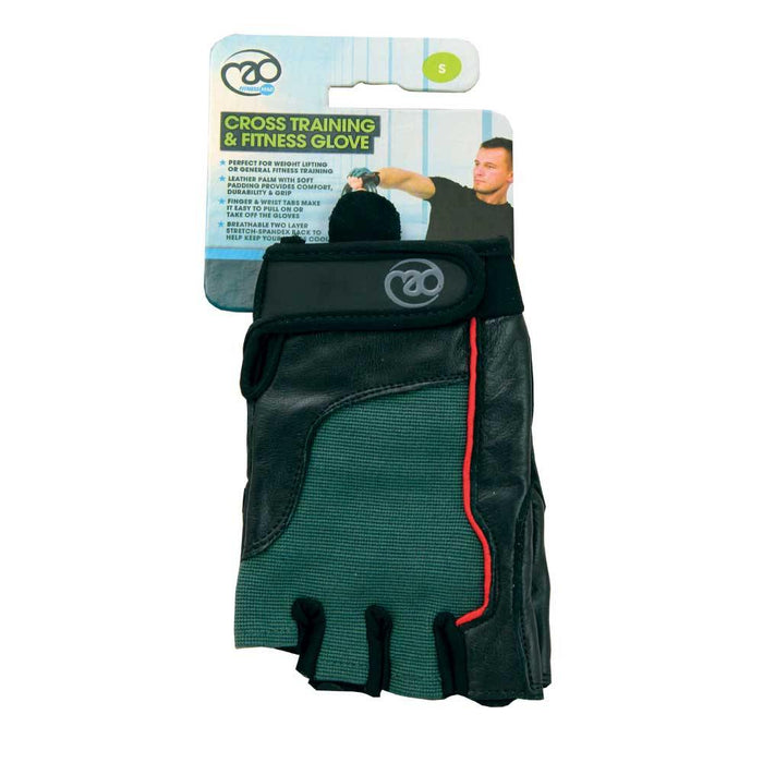 Fitness Mad Mens Cross Training Gloves - Small