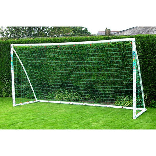 Samba Fun Football Goal with upvc Corners 12' x 6'