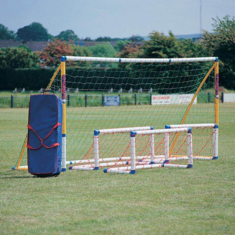 Samba Target Football Goal - 4' x 2' - LOCKING - Price Each