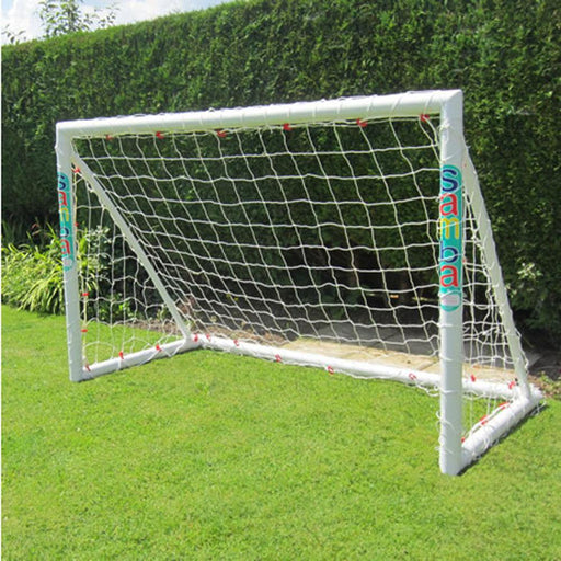 Samba Fun Football Goal with upvc Corners 6' x 4'