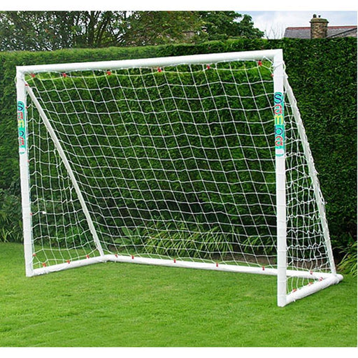 Samba Fun Football Goal with upvc Corners 8' x 6'