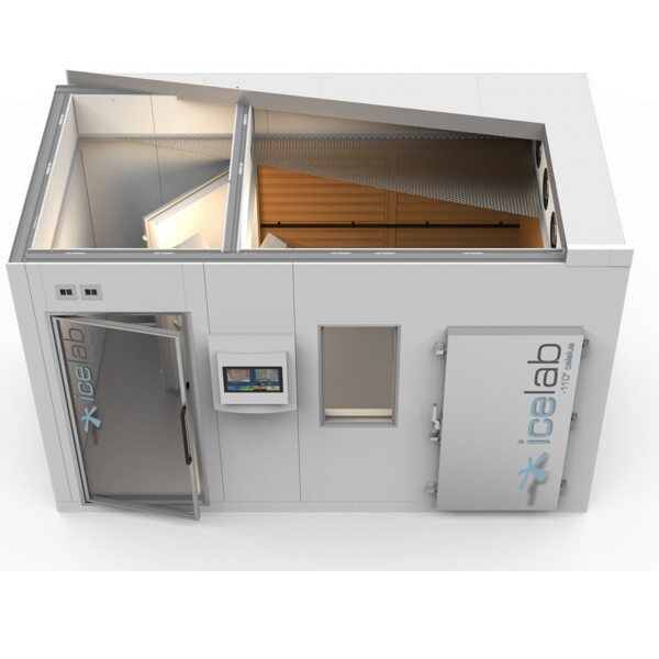 Zimmer Twin Cryotherapy Chamber