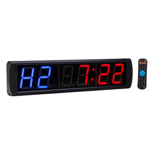 Jordan Digital Timer Clock - 6 digit (UK 3 Pin Plug)