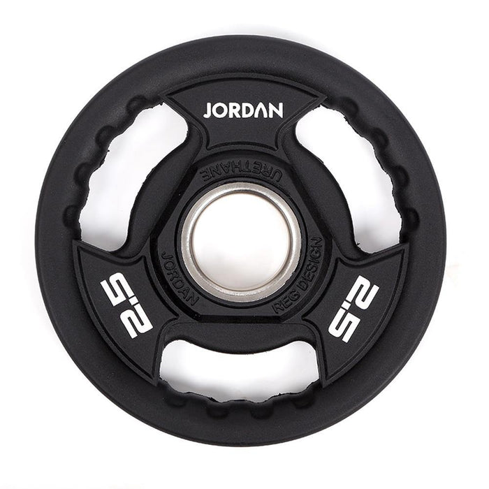 Jordan Urethane Olympic Plate Sets (up to 1000kg)