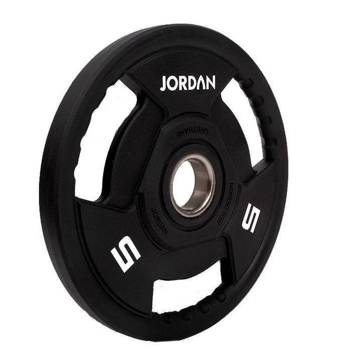Jordan Individual Urethane Olympic Discs (up to 25kg)