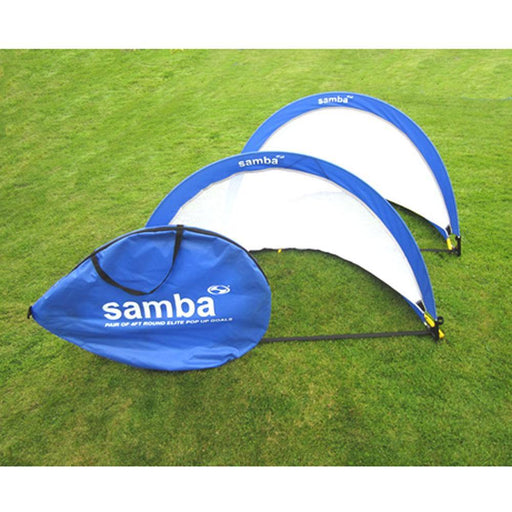 Samba Elite Pop Up Football Goal 4ft - 1 PAIR