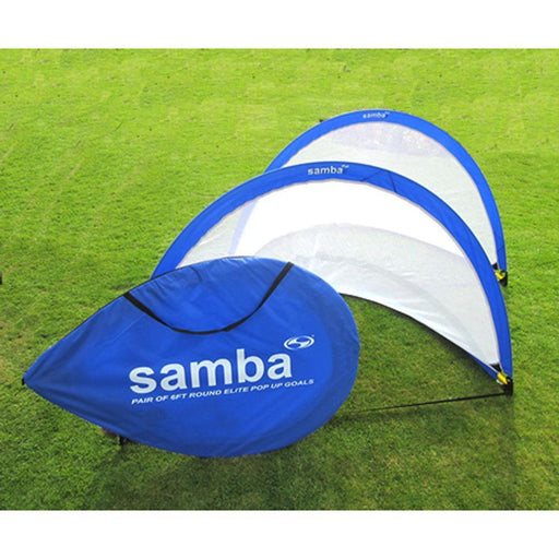 Samba Elite Pop Up Football Goal 6ft - 1 PAIR