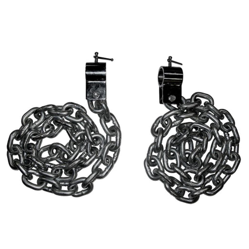 Primal Strength Rebel Olympic Chains 30kg Pair (15kg Per Chain)