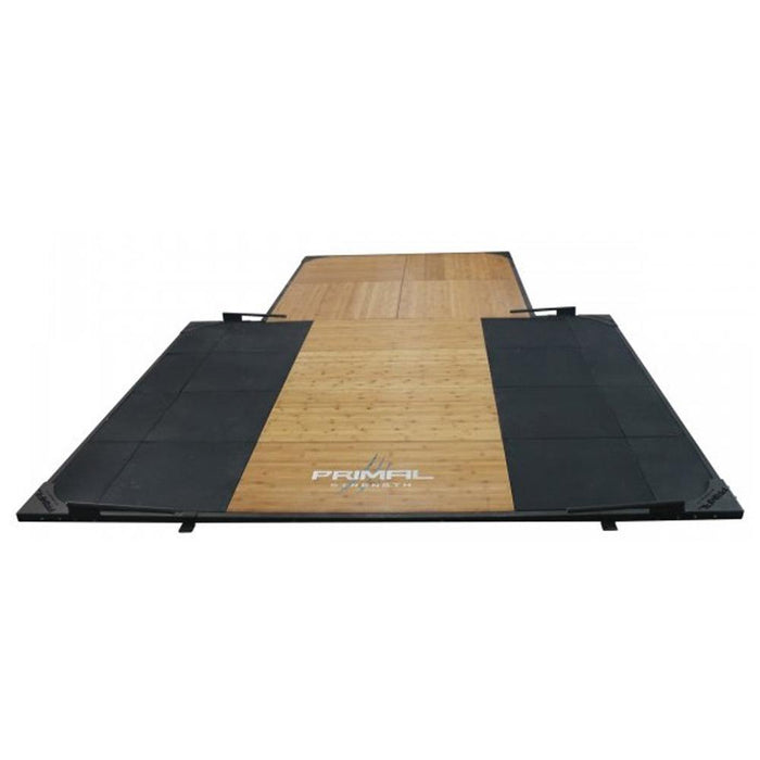 Primal Strength Integrated Olympic Lifting Platform for Stealth Half Rack / Full Rack