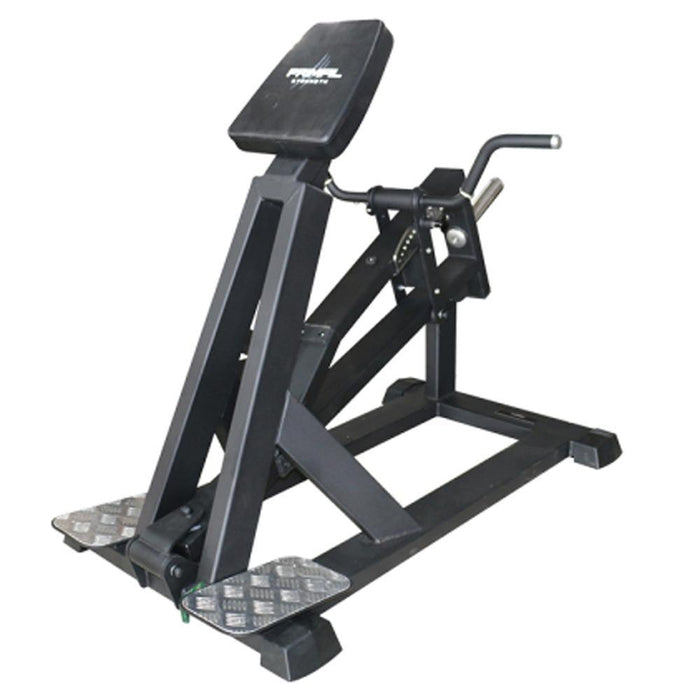 Primal Strength Alpha Commercial Fitness Elite ISO Incline T Bar Back Row