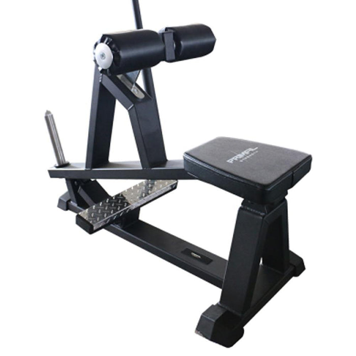 Primal Strength Alpha Commercial Fitness Elite ISO Seated Calf Machine