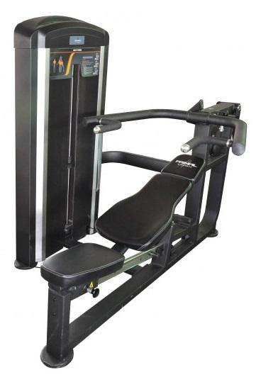 Primal Strength Dual Chest / Shoulder Press Selectorised Machine