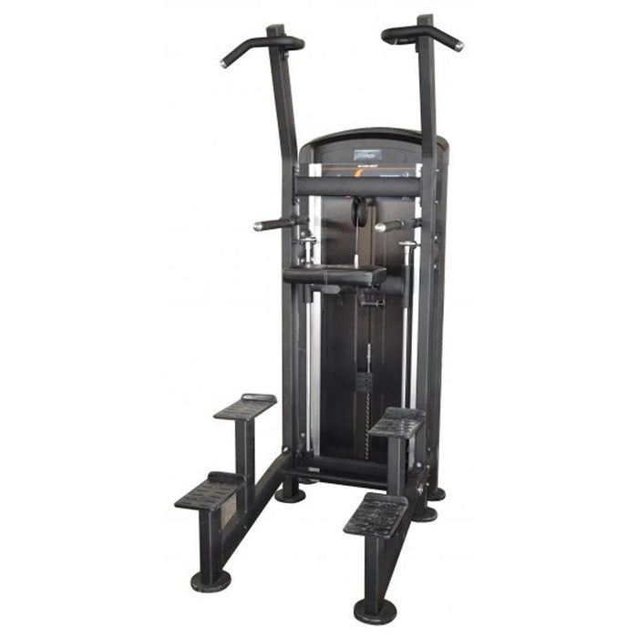 Primal Strength Dual Assisted Chin / Dip Selectorised Machine