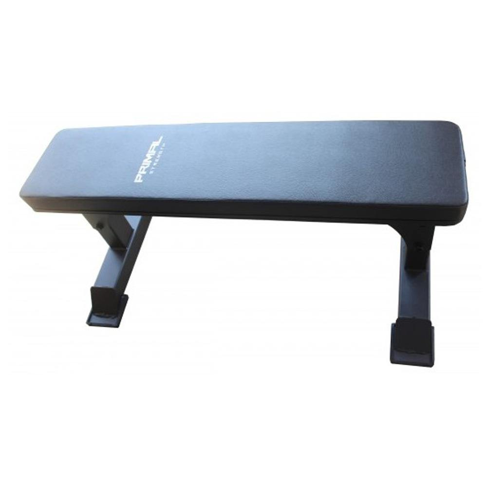 Primal Strength Light Commercial Flat Box Bench