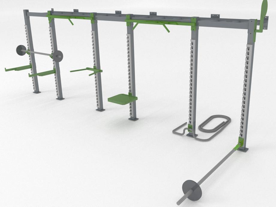 RB Fitness Aspire Rig