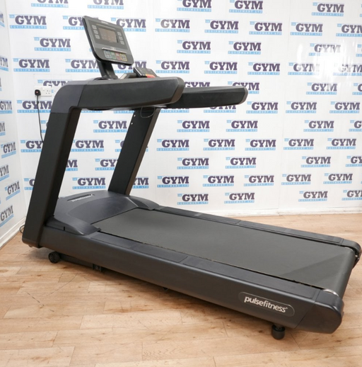 Pulse Fitness Refurbished Run 260G Series 1 Treadmill (Black Series)