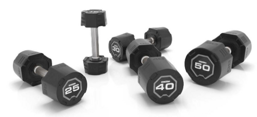 Escape Nucleus Urethane Dumbbells (pairs - upto 50kg)