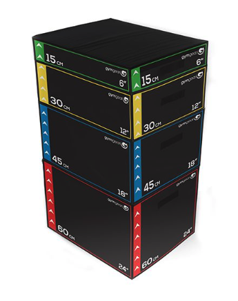 Gym Gear Soft Plyo Boxes - Set