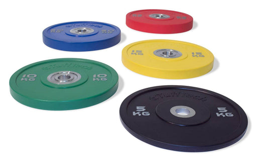 Physical Company PU Competition Bumper Plates (Singles)