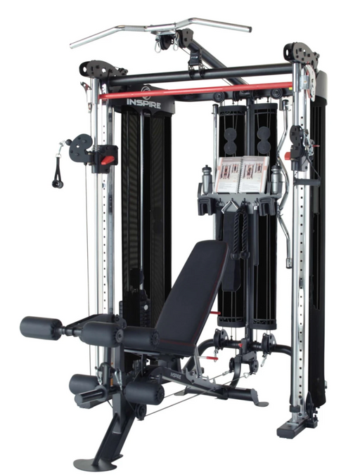 10% reservation deposit for Inspire FT2 Functional Trainer Package