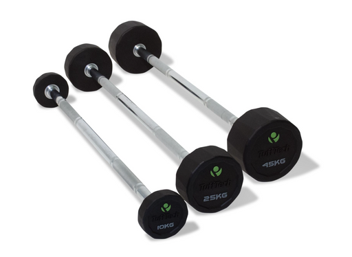 Physical Tufftech PU Barbells