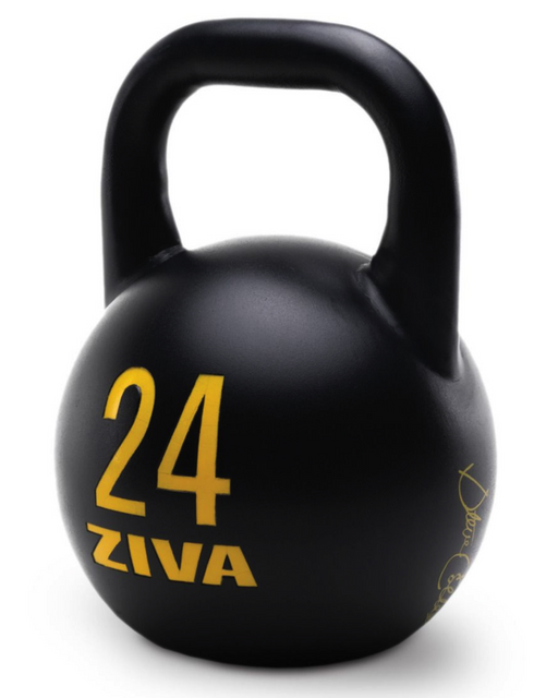 Ziva Signature Steel Competition kettlebell