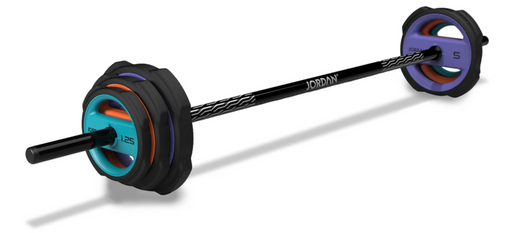 Jordan Ignite Pump X Urethane Studio Barbell Set