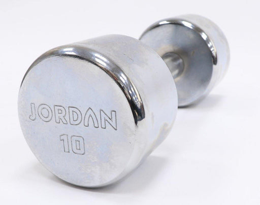 Jordan Chrome Dumbbells
