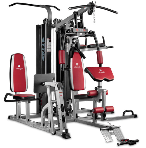 BH Fitness TT-4 Home Strength Light Commercial Multi-Gym - FREE Professional Installation