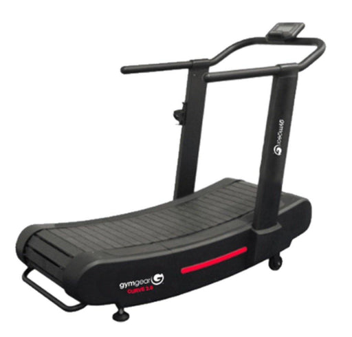 GymGear Speedfit - Curved Treadmill