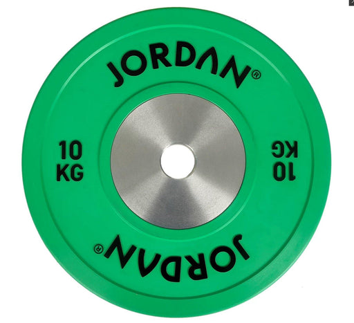 Jordan Calibrated Colour Rubber Competition Plate