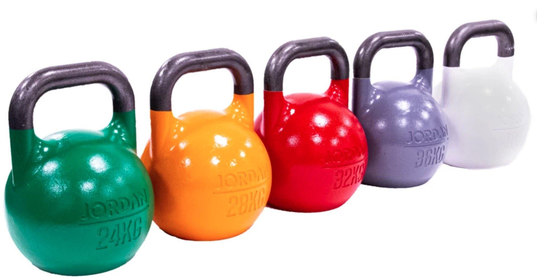Jordan Competition Kettlebells Sets