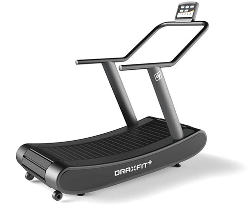 DraxFit+ Curved Treadmill