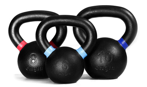 Origin Cast Iron Kettlebells
