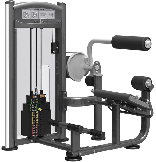 GymGear Elite Series Back Extension Selectorised Station