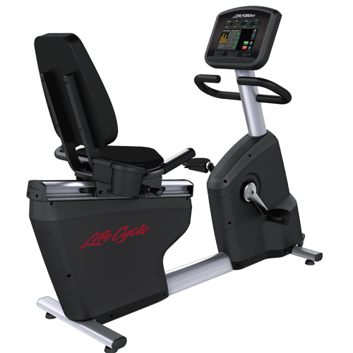 Life Fitness Activate Series Recumbent Lifecycle Exercise Bike - FREE INSTALLATION