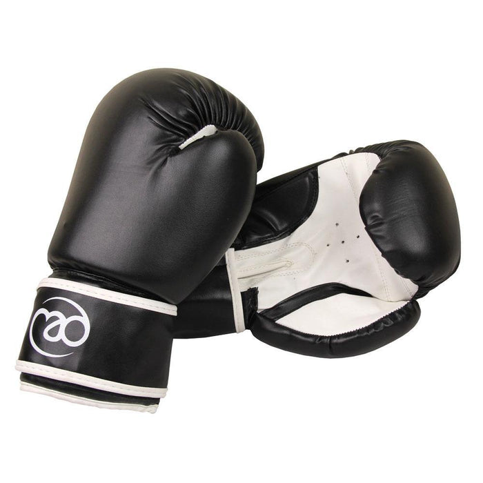 Boxing Mad Synthetic Leather Sparring Gloves 14oz - Pair
