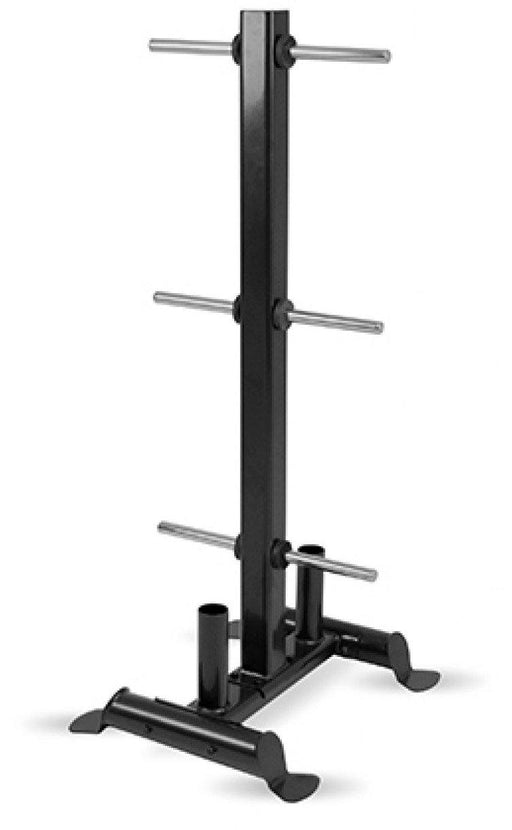 Inspire Fitness Olympic Weight Tree and Bar Holder